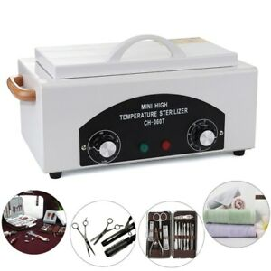 Image Is Loading Heat Sterilizer Cabinet Autoclave Nail Dental Medical Disinfect