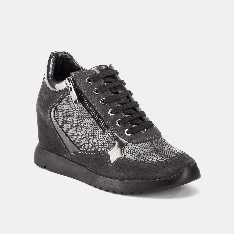 Zapatos Zapatos Zapatos De Mujer Lumberjack Selene Zapatillas Pizarra  El ultimo 2018