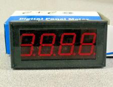 Cc Pm1029b 35 Digit Jumbo Led Panel Meter 200mv 20v 200v Amp 500v