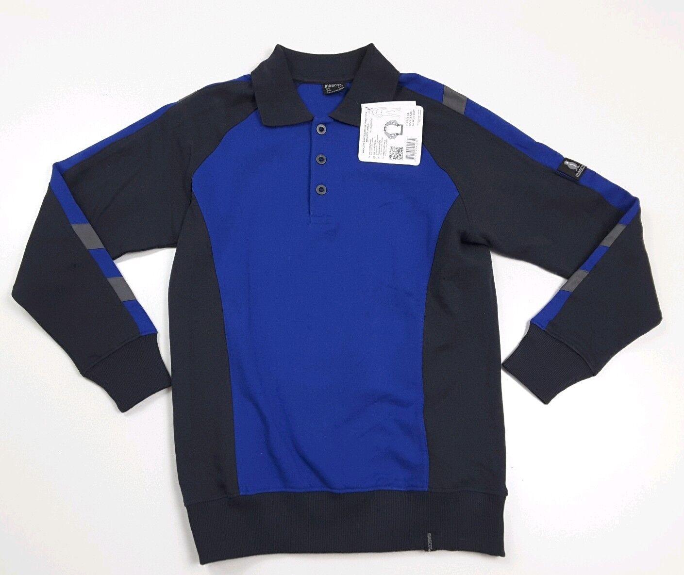 Mascot Workwear Magdeburg Polo Sweatshirt Size US XXS EU XS