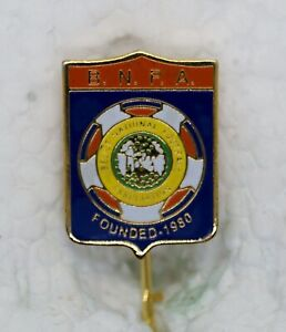 Football Federation of Belize (FFB) badge