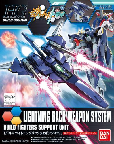Lightning Back Weapon System GUNPLA HGBC Gundam Build Custom 1//144 BANDAI