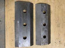 Wood Chipper Knives 7 14 X 3 X 12 Qty 2
