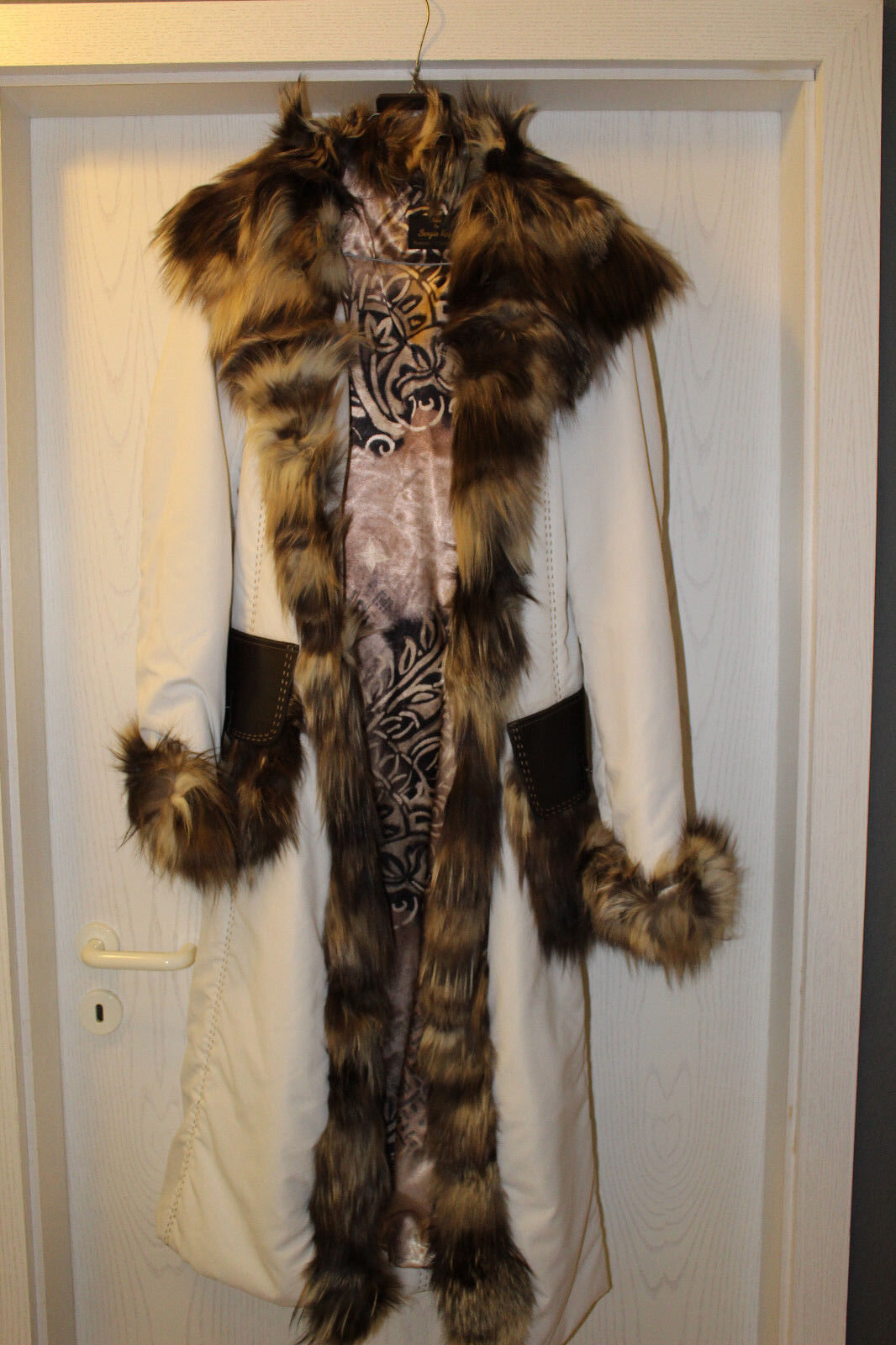Pelzkragen Wintermantel Mit Mäntel B6bb4aotz24635 Luxus 7f6byg
