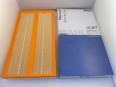1x original mahle LX 1573 filtro de aire