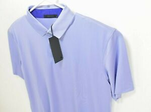 NEW-Greyson-Golf-Shirt-Katonah-Concord-Polo-Mens-Blue-Light-Purple