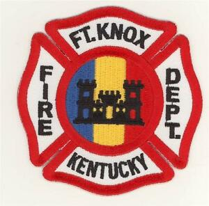 Kentucky-Fort-Knox-Fire-Department-Patch