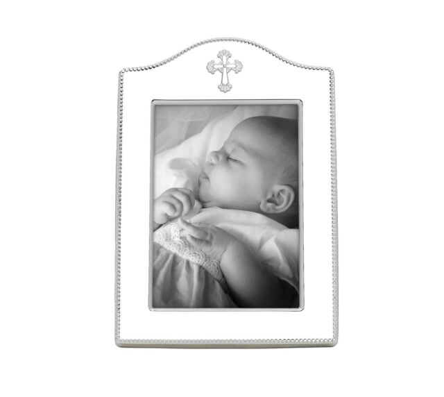 Reed /& Barton Abbey Silverplate Baptismal Shell