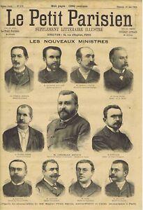 Le-petit-parisien-illustre-279-10-06-1894-Ministere-Charles-Dupuy-Corrida-Turpin