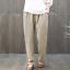 ZANZEA-8-24-Women-Elastic-Waist-Stipe-Pants-Office-Work-OL-Pinstripe-Trousers thumbnail 13