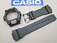 Genuine Casio G-Shock G7900 green resin watch band bezel screws GW7900 GW7900B
