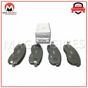 D1060-1FC0A-GENUINE-OEM-FRONT-DISC-BRAKE-PAD-KIT-D10601FC0A