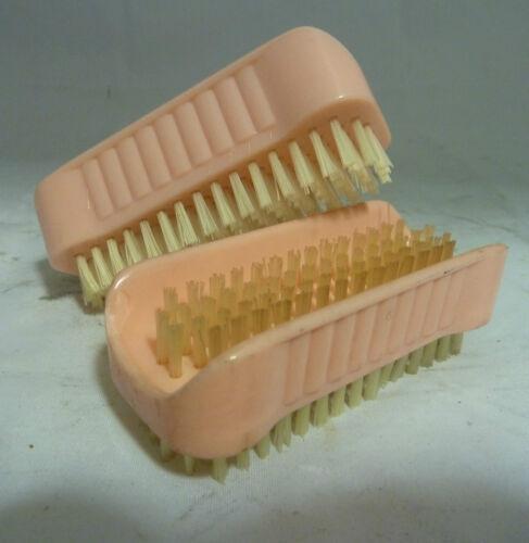 n n Holz od Plastik mit Nylon- Borsten 2x Handwaschbürste ; wählb ; Nagelbürste