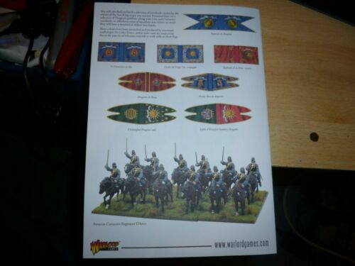 Flags /& Transfers 28mm WLG//Victrix//Perry etc