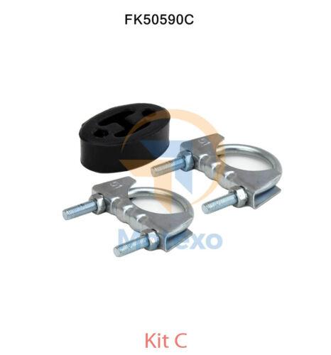 FK50590C Kit De Montaje De Escape Para Tubo De Conexión BM50590