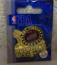 2016 Cleveland Cavaliers NBA Championship Finals Collectors Lapel Pin - Trophy