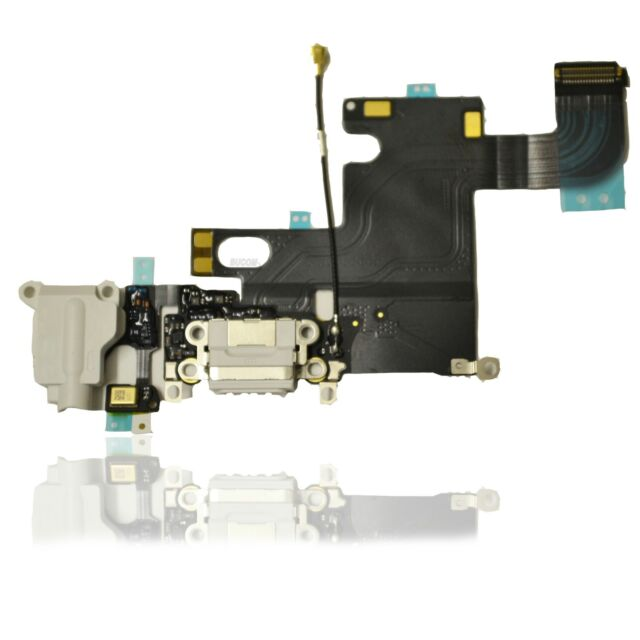 info for c4edc b6a8a Apple iPhone 6 Charging Socket Port Circuit Board White 821-1853-a Dock