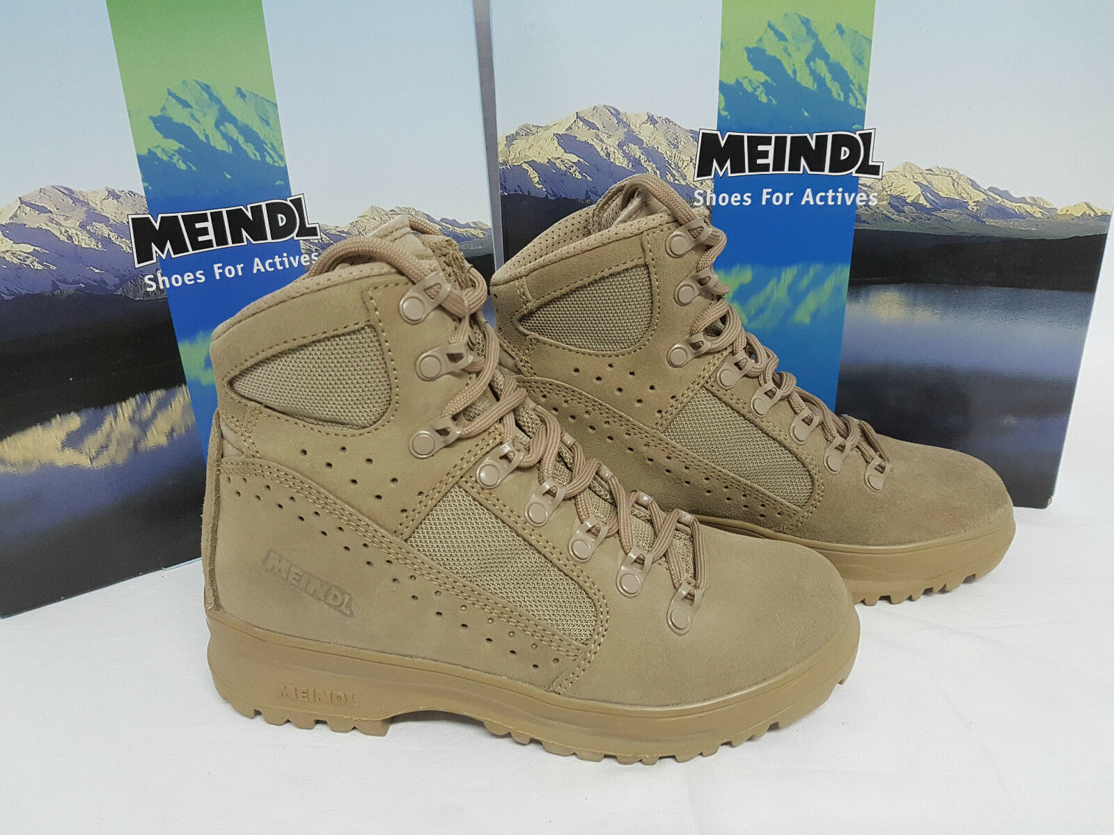 Neu  Meindl Wanderschuhe grösse 35,5   3651-06 Desert New Genuine (230)  100% genuine counter guarantee