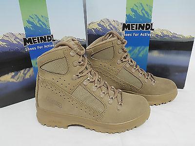 250 Neu Meindl Wanderschuhe grösse 38 3651 06 Desert New