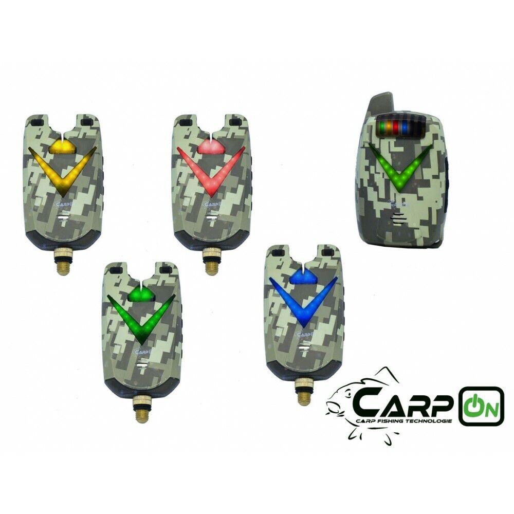 autopon Indicatore Morso Set V4  1 Mimetico 1 1 Valigia di Trasporto 180 M