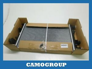Radiator Cooling Engine Radiator Engine Cooling FIAT Seicento 1.1