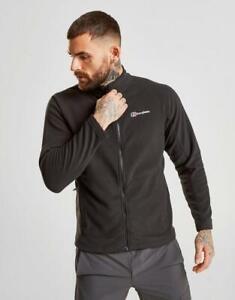 New Berghaus Men's Hartsop Full Zip Fleece Jacket