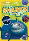 Sharks Sticker Activity Book by National Geographic Kids (Mixed media product, 2014)