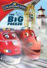 Chuggington The Big Freeze 2015 DVD