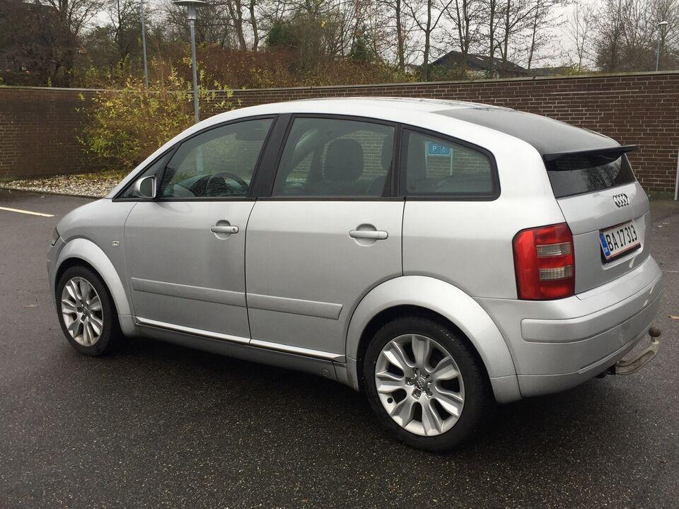 Audi A2, 1,4 TDi, Diesel
