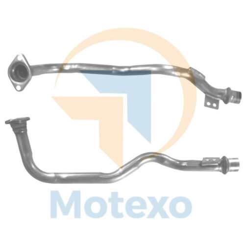 Front Pipe TOYOTA COROLLA 1.3i 16v EE111; 4EFE Not Hatch 5//97-2//00