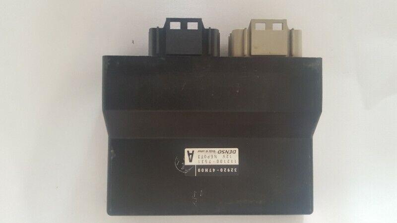 Suzuki Gsxr1000 Gsxr 1000 47H 09-11 flashed ecu ecm cdi no immobiliser no coded key required