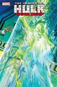 IMMORTAL HULK #37 ALEX ROSS TIMELESS VARIANT MARVEL COMICS 9//16//20 NM