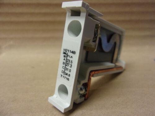 Cutler Hammer H2114B overload heater element