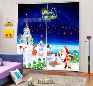 3d cielo nocturno 352 bloqueo foto cortina cortina de impresión sustancia cortinas de ventana