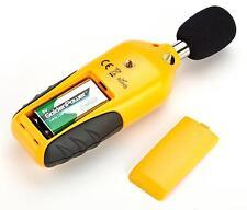 Digital MS10 LCD Sound Noise Level Meter Decibel Measurement Tester 30 - 130 DB