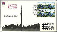 Canada 1996 Capex Cover #C38627