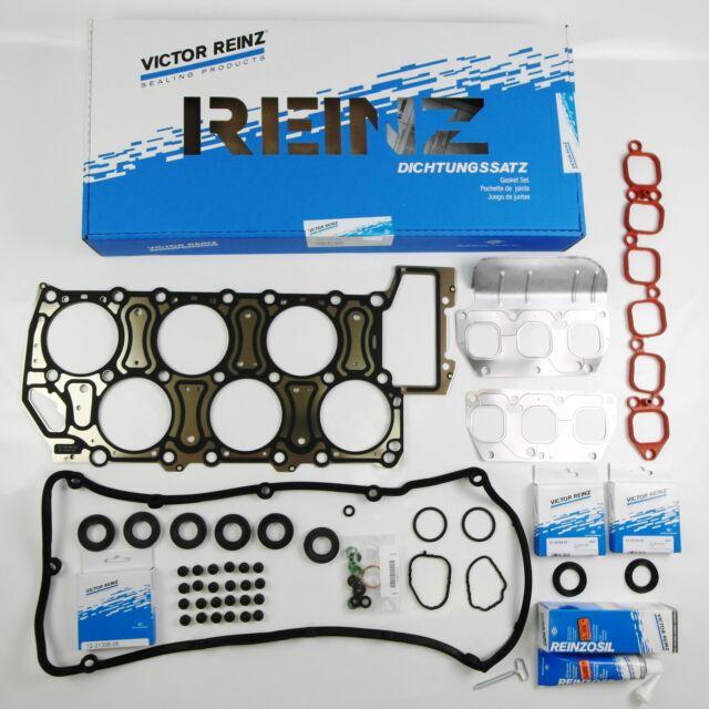Cabeza redondeada sistema de sellado Reinz audi a3 TT 3.2 v6 r32 Golf IV V 4 5
