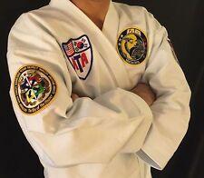KI Int'l Wavestar Karate / Tae Kwon Do / Martial Art Gi Uniform - 15 oz / No. 10