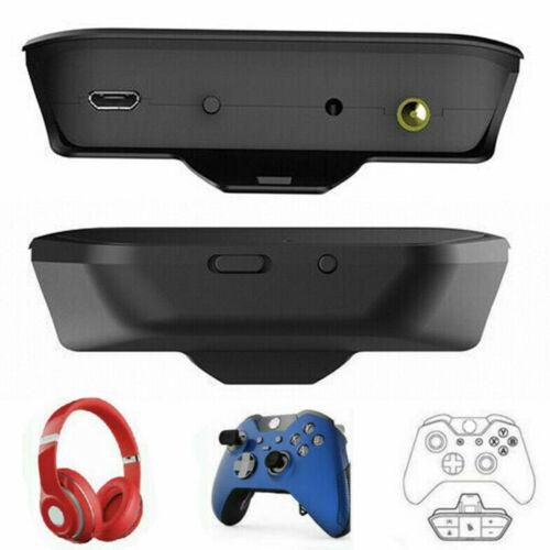 Transmisor De Auriculares Adaptador de juego de Audio para Microsoft Xbox un controlador