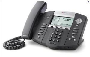 Details about Polycom SoundPoint IP 650 SIP HD voice Made for Local use  Telstra Branded