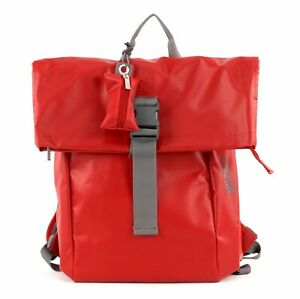 Bree Sac À Dos Punch 92 Backpack S Red Rouge Facile à RéParer
