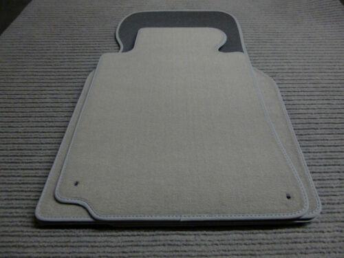 $$$ Original Lengenfelder Fußmatten passend für BMW E38 7er NEU Velour GRAU