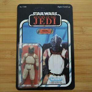Star-Wars-ROTJ-Klaatu-MOC-Repro-Card-Vintage-Action-Figure-Novelty-Item-92-Back
