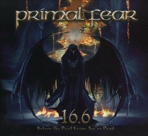 PRIMAL FEAR - 16.6: BEFORE THE DEVIL KNOWS YOU'RE DEAD [SLIMLINE] NEW CD