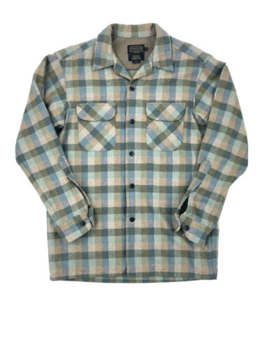 Pendleton Mens The Original Board Shirt Wool flann