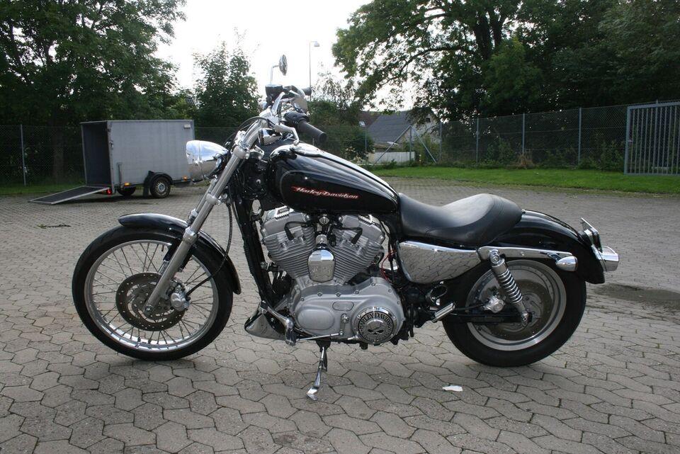 Harley-Davidson, 883 C sportster, ccm 883