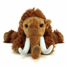 COLORATA Mammoth Stuffed animal Plush lie flat series Best Buy Gift from Japan
