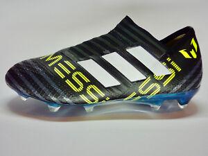 Adidas Nemeziz Messi 17+ 360 Agility Fg/chaussures Hommes/noir/blanc/jaune/cg2960-e/schwarz/weiß/gelb/cg2960 Fr-fr Afficher Le Titre D'origine Prix ModéRé