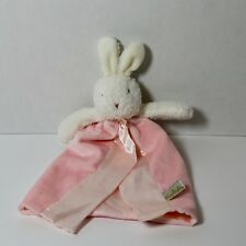Mozlly Bunnies By The Bay White Bunny Bun Bun Bunny Bye Bye Buddy Blanket And Bu Baby