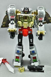 Transformers Masterpiece Grimlock Complete TRU